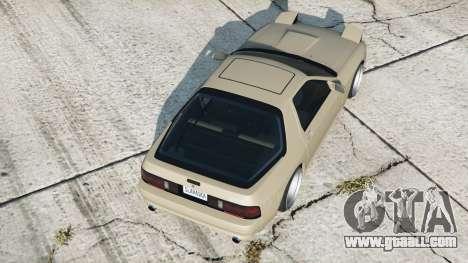 Mazda Savanna RX-7 (FC3S) 1989