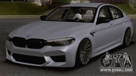 BMW M5 Competition F90 for GTA San Andreas