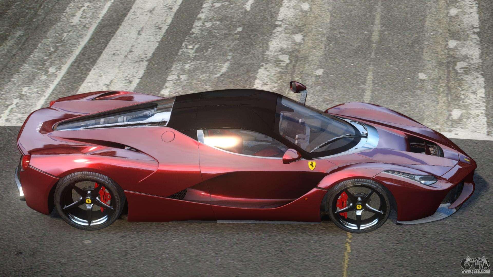 Ferrari F150 For Gta 4