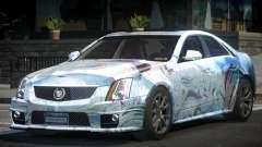 2011 Cadillac CTS-V L10