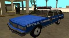 Chevrolet Caprice 1987 SW New York Police Dept for GTA San Andreas