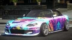 Honda S2000 GS Racing L6 for GTA 4