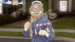 GTA Online Pack de Skins Christmas Parte 2 V3 for GTA San Andreas