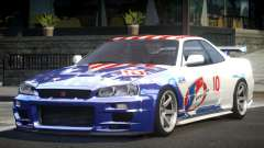 Nissan Skyline GS R-Tuning L1 for GTA 4