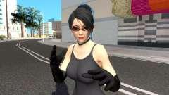 Momiji Black Suit V1 for GTA San Andreas