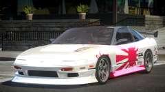 Nissan 240SX PSI L1 for GTA 4