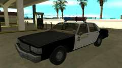 Chevrolet Caprice 1987 Los Angeles County Sherif