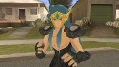 Saint Seiya Sexy Golden Saints V2 for GTA San Andreas