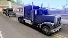 Truck Convoy for GTA San Andreas