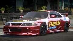 1997 Nissan Skyline R33 L5 for GTA 4