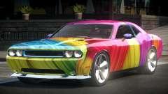Dodge Challenger BS Racing L8 for GTA 4