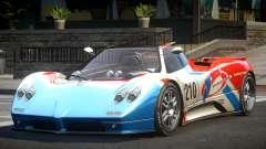 Pagani Zonda SR C12 L1 for GTA 4