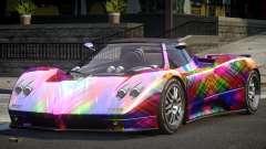 Pagani Zonda SR C12 L4 for GTA 4