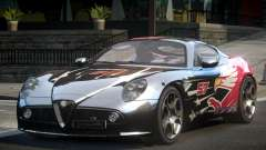 Alfa Romeo 8C BS L5 for GTA 4