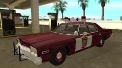 Dodge Monaco 1974 Minnesota State Trooper for GTA San Andreas