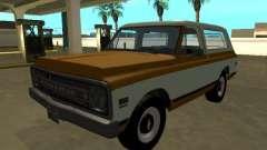 1972 Chevrolet C-10 Blazer