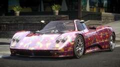 Pagani Zonda SR C12 L2 for GTA 4