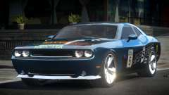 Dodge Challenger BS Racing L7 for GTA 4