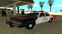 Ford LTD Crown Victoria 1991 Copley Police DARE for GTA San Andreas