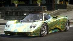 Pagani Zonda SR C12 L8 for GTA 4