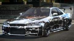 Nissan Skyline GS R-Tuning L4 for GTA 4