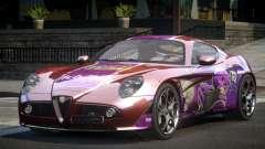 Alfa Romeo 8C BS L9 for GTA 4
