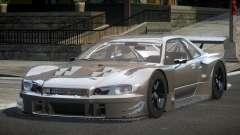 Nissan Skyline R34 PSI Tuning for GTA 4