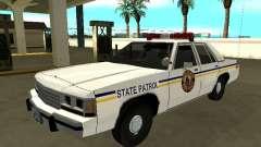 Ford LTD Crown Victoria 1991 North Dakota ST for GTA San Andreas