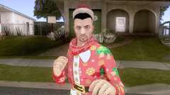 GTA Online Pack de Skins Christmas Parte 2 V4 for GTA San Andreas