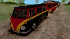 Hippies Convoy for GTA San Andreas