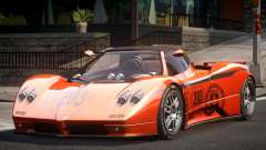 Pagani Zonda SR C12 L3 for GTA 4