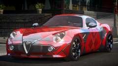 Alfa Romeo 8C GS-R L6 for GTA 4