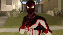 Spiderman Miles Morales(PS5) T.R.A.C.K suit for GTA San Andreas