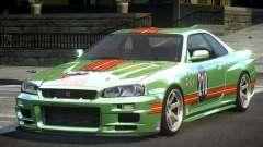 Nissan Skyline GS R-Tuning L3 for GTA 4