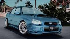 Subaru Impreza WRX STI Spec-C Type-RA 2004