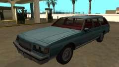 Buick LeSabre Station Wagon 1988 for GTA San Andreas