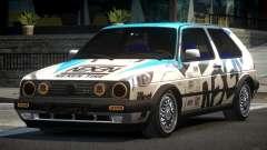 Volkswagen Golf GST-I L4 for GTA 4