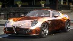 Alfa Romeo 8C BS L2 for GTA 4