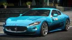 Maserati GranTurismo GS L2 for GTA 4
