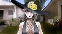Shadow Sae Niijima from Persona 5 for GTA San Andreas