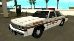 Ford LTD Crown Victoria 1991 Jefferson County for GTA San Andreas