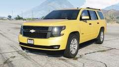 Chevrolet Tahoe 2015 for GTA 5