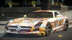 Mercedes-Benz SLS SP-A L5 for GTA 4