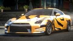 2011 Nissan GT-R L8 for GTA 4
