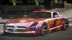 Mercedes-Benz SLS SP-A L2 for GTA 4
