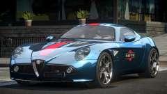 Alfa Romeo 8C BS L1 for GTA 4