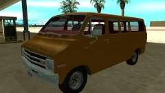 1976 Dodge Tradesman for GTA San Andreas