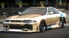 Nissan Skyline R33 BS L2 for GTA 4
