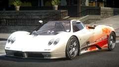 Pagani Zonda SR C12 L7 for GTA 4