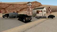 Abandoned Airport VIP Cars for GTA San Andreas